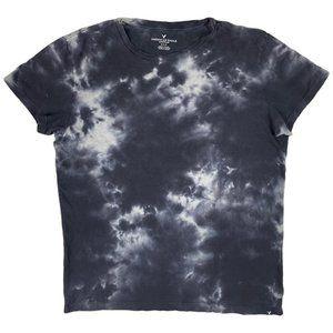 American Eagle Smokey Tie-Dye T-Shirt